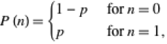 La fonction de densité de probabilité