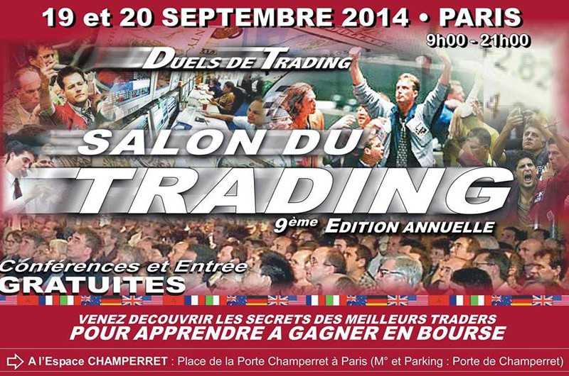 Salon Trading 2014 Paris
