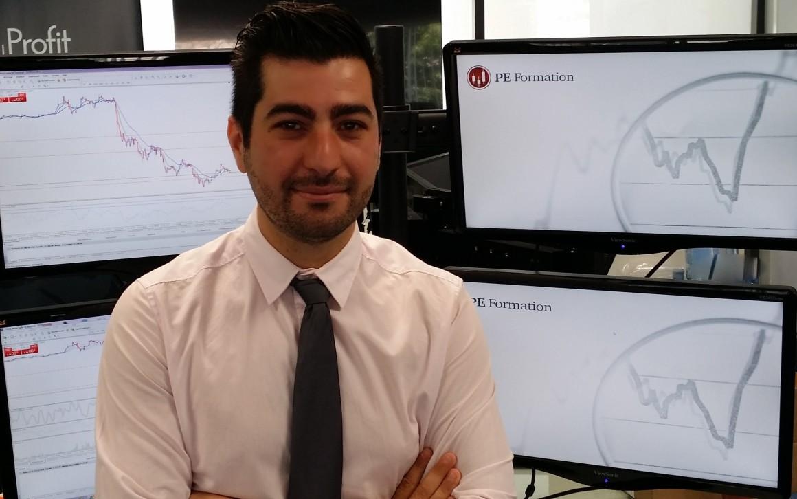 Julien Monteraux - Partenariat Diamond Trading Academy