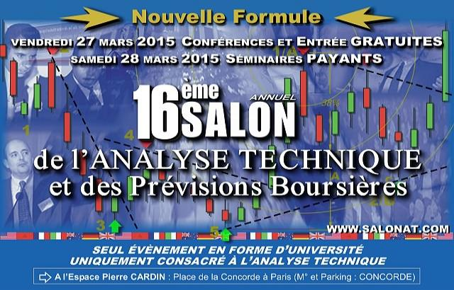 Salon analyse technique 2015 diamond trading academy - Salon de l emploi place de la concorde ...