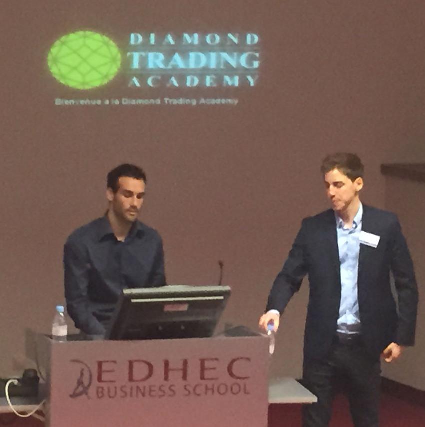 SALON BBA-EDHEC - Diamond Trading Academy