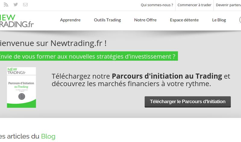 Partenariat entre NewsTrading.fr et Diamond Trading Academy