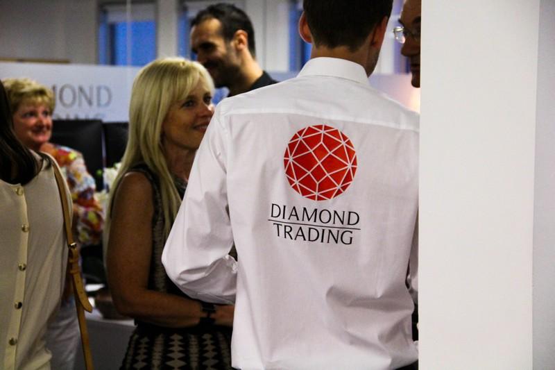 Soirée d'inauguration Diamond Trading (1)